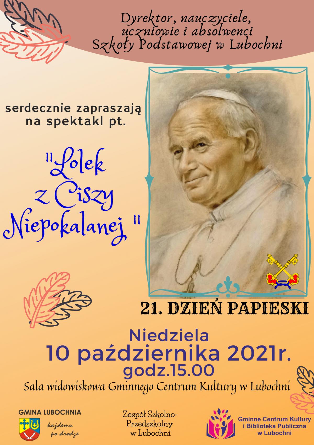 plakat Lolek